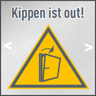 Kippen ist out
